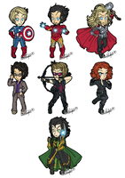 .:.Avengers:Assemble.:. by iggie39