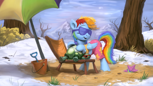 Winter Lemons by AssasinMonkey