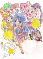 lucky star by syahilla