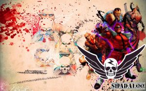 Shadaloo wallpaper by Ishily