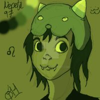 NEPETA ON PALETTE #97 by LeoCronis