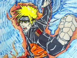 naruto stage 3 by papabear7