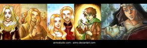 PSC - LOTR by aimo