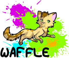 New ID/Waffle Ref by TheCluelessCat