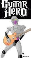NigthBird Guitar Hero by gr8lady