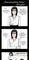 a message from Neji by Shin2468