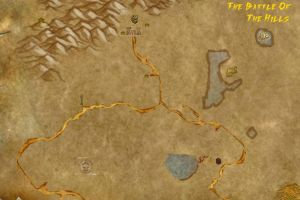 Custom Warcraft Map by WarcraftDrood