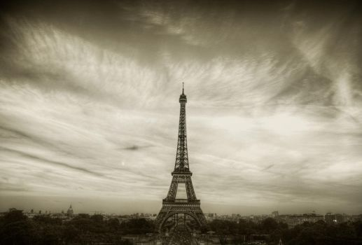 Paris by marinsuslic