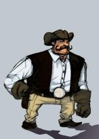 Square sheriff by bolognafingers