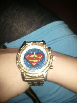 superman watch by duckyblue26