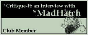 Member: MadHatch by Critique-It