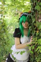 Gumi Wolf Maid by Suika-cosplay