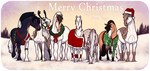 MERRY CHRISTMAS AND A HAPPY 2015! by Cat-Orb