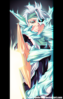 Bleach 553  - Hitsugaya Toushiro by pollo1567