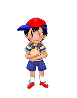 It's Ness! by Yoshilove9