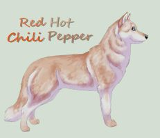 Red Hot Chili Pepper by HauntedArea