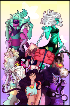 Fusions by Pixe-ll-Cat
