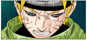 Don't cry Naruto by Bajbi