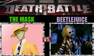 Death Battle Fight Idea 22 by Death-Driver-5000