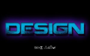 Design - think creative by JackTheLateRiser