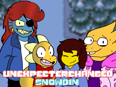 [Unexpecterchanged] Snowdin by KrysysDaPro