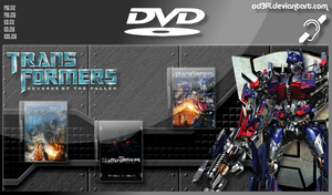 DVD - 2009 - Transformers Revenge Of The Fallen by od3f1