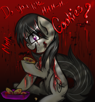 Octavia went to the dark side by EglantineRay
