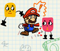 Paper Mario - Director's CUT by 4zumarill