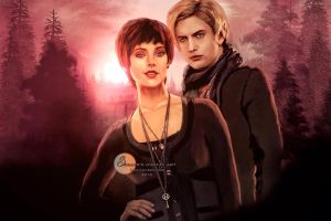 Alice and Jasper by SPRSPRsDigitalArt