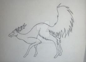 Mythical Creature by Aluciel286
