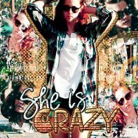 She is crazy.... by Katymish