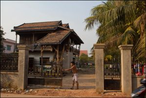 khmer housing by watto58
