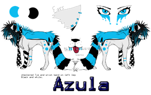 Azula .:Ref sheet 2012-13:. by FlNCH-FACE