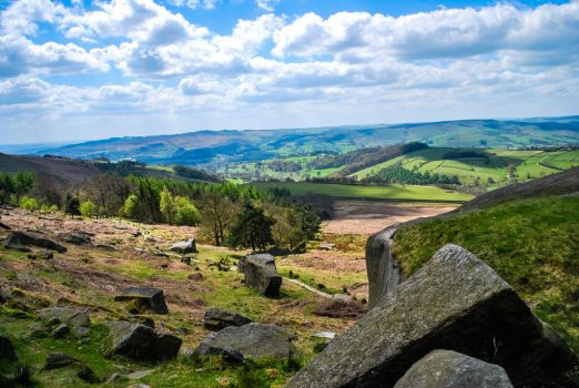Stanage 2 by IllusiaX