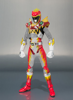 What-If - SH Figuarts Kyoryu Red Carnival Form by Zeltrax987