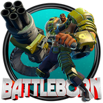 Battleborn Montana Dock Icon by OutlawNinja