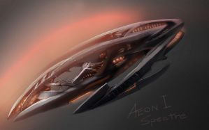 Galaxy Online Spaceship Design by Zerion