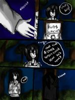 Lost in the forest slenderman's kingdom part 6 by floriyon