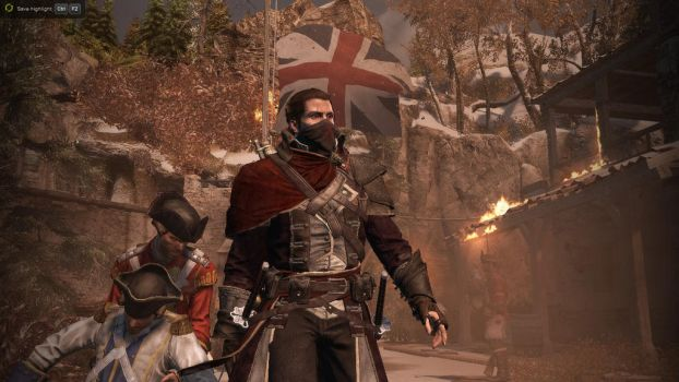 Assassin's Creed Rogue by Timmey007