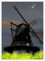 The Windmill by mkdieb
