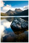 Tasmania, Lake View by SebastianFunke