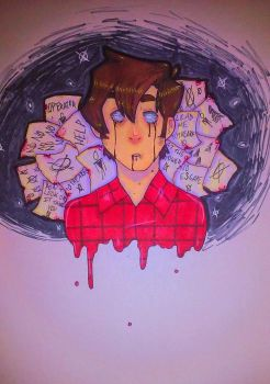 Nothing Is On My Mind- Marble Hornets (Edited) by Bodhisattva2016