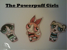 The Powerpuff Girls by Millie-Rose13