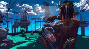 Sheepman Wheaties by JazLyte