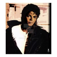 Michael Jackson 1 by YoungHowardFinster