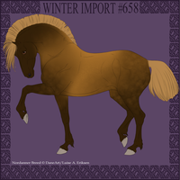 Winter Import #658 by DovieCaba