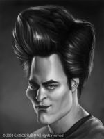 Edward Cullen, Twilight by CarlosRubio