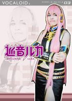 Vocaloid - Megurine Luka by shiromegurine
