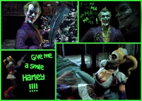 Give me a Smile Harley by fannychichou