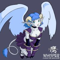 Whisper by thelaserhawk